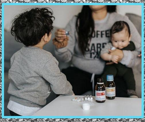 Medicinas Naproxeno Sódico con Paracetamol en Suspensión