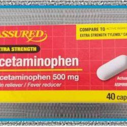 Acetaminofén: dosis Adultos y sus Efectos Secundarios
