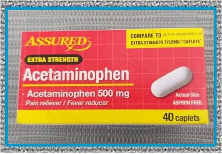 Que es Acetaminofen