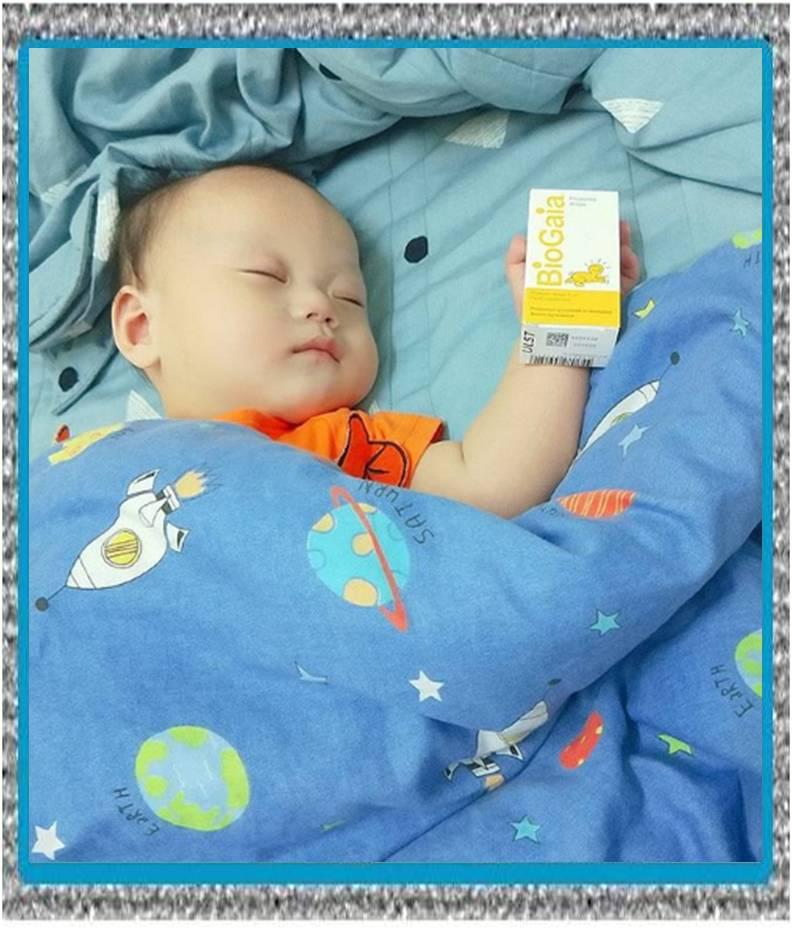 Biogaia pediatrico