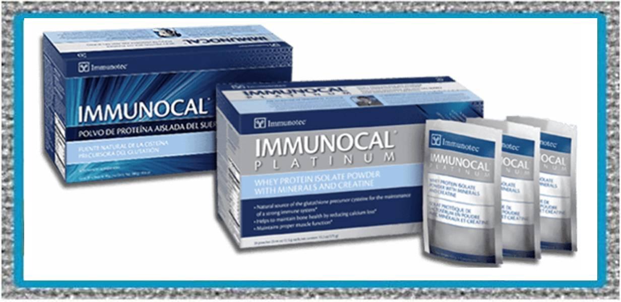 que es immunocal