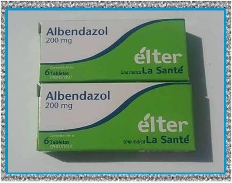 Albendazol Para qué Sirve