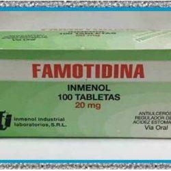 Famotidina para qué Sirve y efectos secundarios: ¿Se Puede usar en Perros?